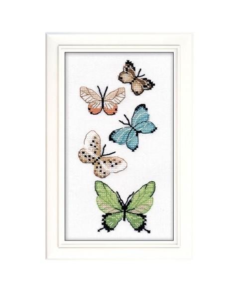 Butterflies S1076