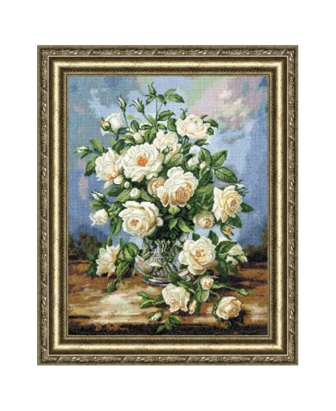 White Rose Bouquet LTS043