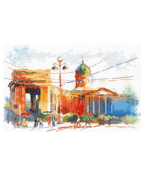 Kazan Cathedral S1004