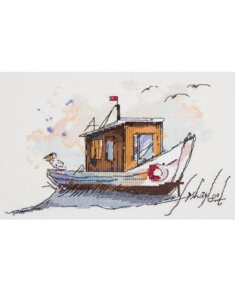 MT-1940 Fishing Boat