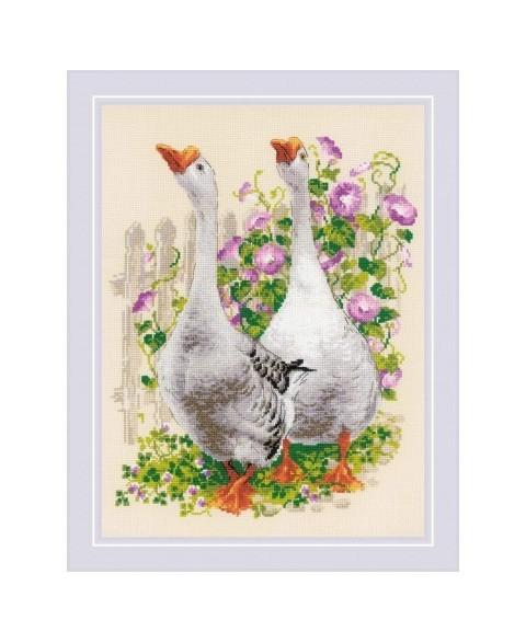 SR1807 Geese