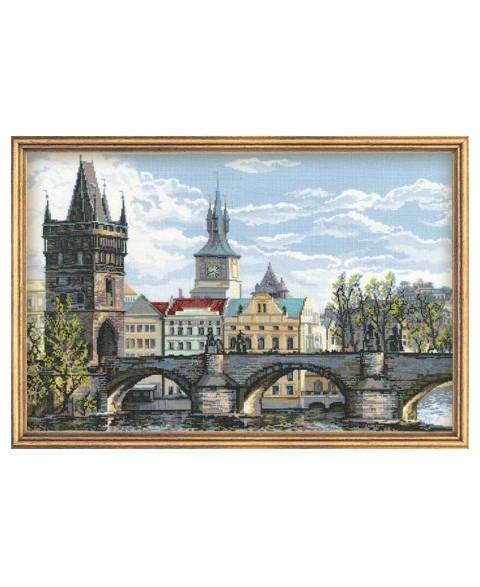 Charles Bridge - Prague 1058