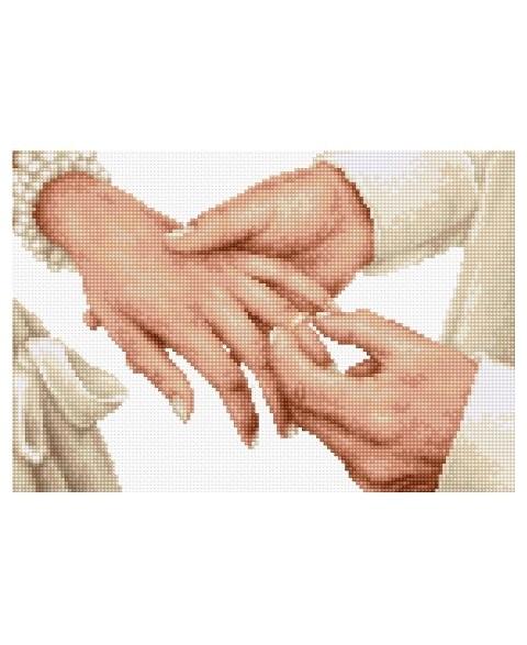 Forever Wedding Ring SB2276