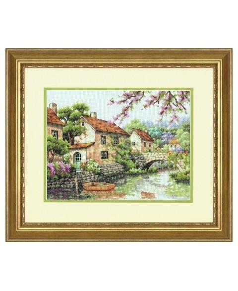 Village Canal D70-35330