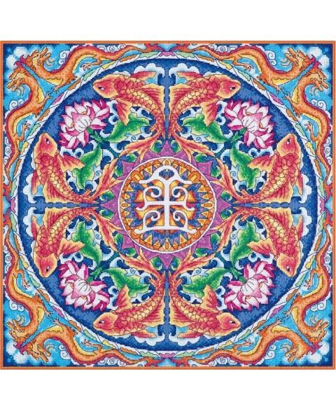 SO-1968 Prosperity Mandala