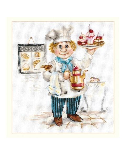 Pastry Chef S6-12