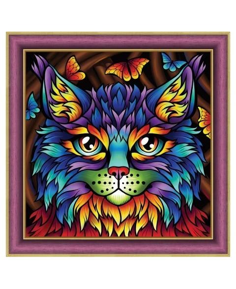 Rainbow Cat AZ-1753