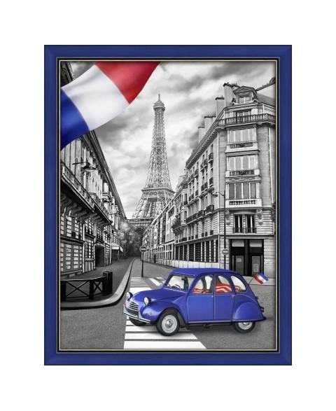 Paris Street AZ-1750