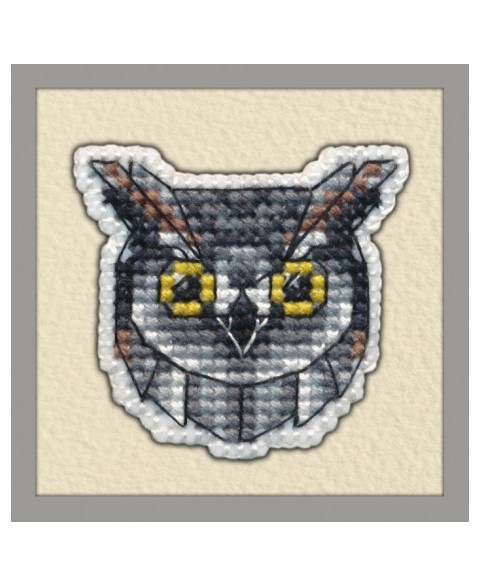 Badge Owl S1095