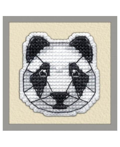 Badge Panda S1092