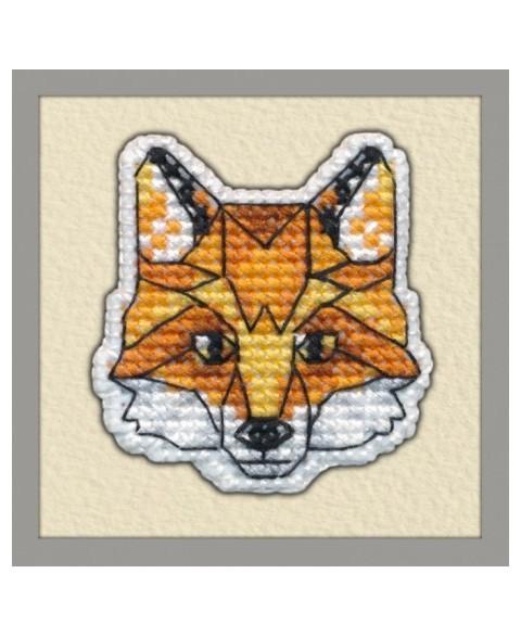 Badge Fox S1093