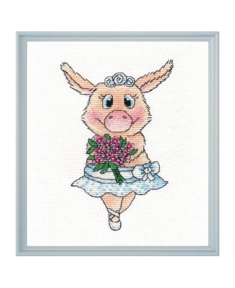 Pig Ballerina S1138